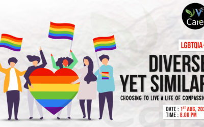 LGBTQI+ Choosing To Live A Life Of Compassion