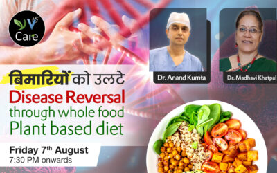 Disease Reversal Through A Whole Food Plant-Based Diet