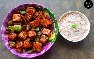 Chiili Tofu